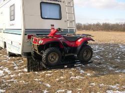 VersaHaul ATV & Go-Kart Carrier VH-90