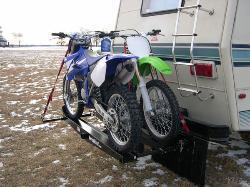 VersaHaul Double Motorcycle Carrier VH-55 DM