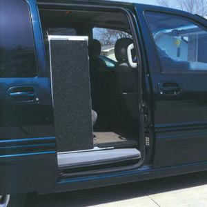 Folding Side Door Van Ramp