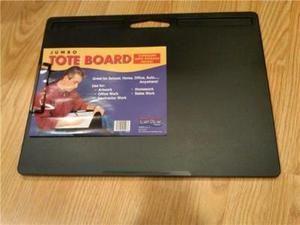 Jumbo Tote Board Clipboard Organizer