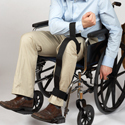 Leg Wrap Positioning Aid