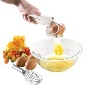 EZCracker Egg Cracker/Separator