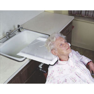 Wheelchair Shampoo Rinse Tray